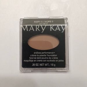Mary Kay ivory 5 foundation
